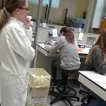laboratorio di genetica 2