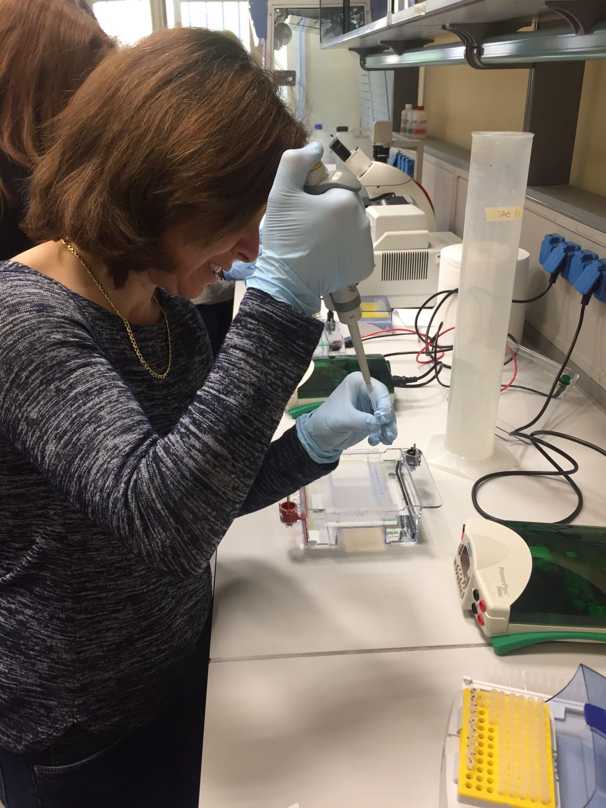 laboratorio di genetica 5